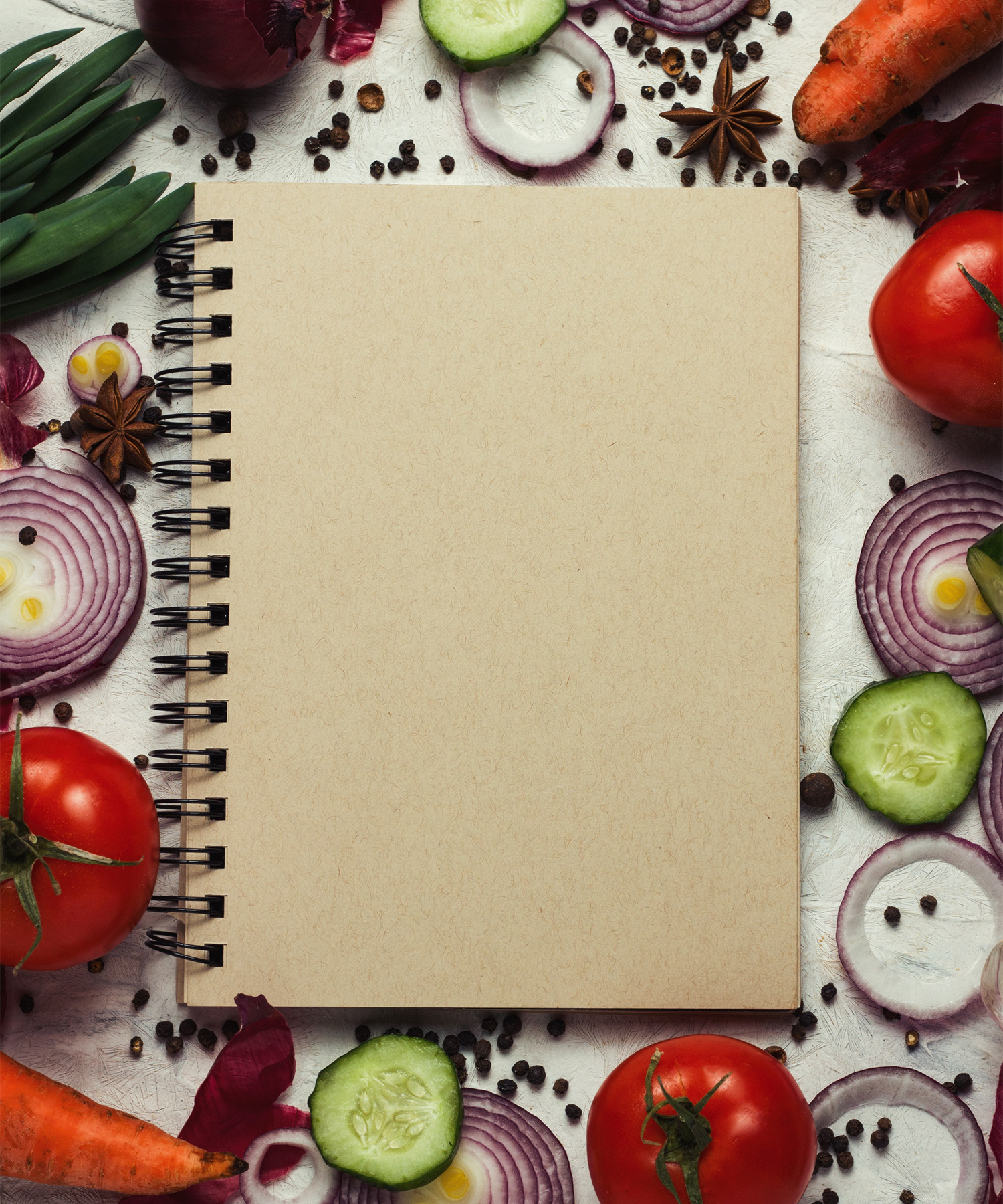 Detox Notebook