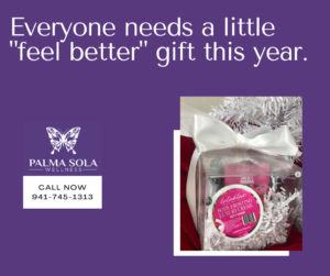 Stress Free Holiday gifts-Palma Sola Wellness
