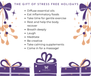The Gift of a Stress Free Holiday